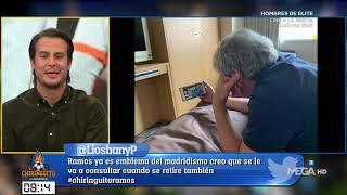JOSEP PEDREROL, viendo 'EL CHIRINGUITO' desde Japón. ¡GRANDE!