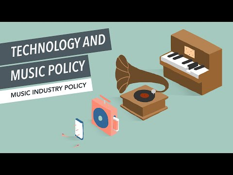The Evolution of Music Policy and Technology | Casey Rae | Music Business | Berklee Online