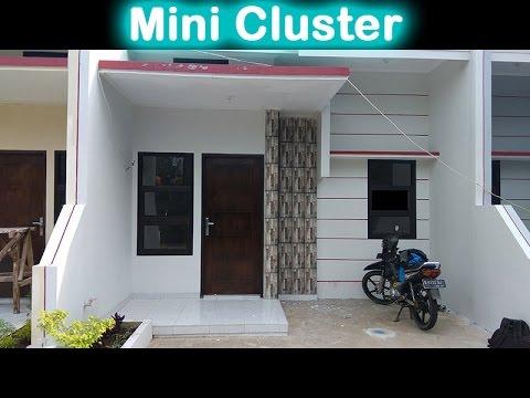 50 Koleksi Gambar Rumah Mini Cluster Gratis