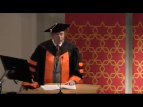 Professor Shane McCausland Inaugural Lecture | SOAS University of London