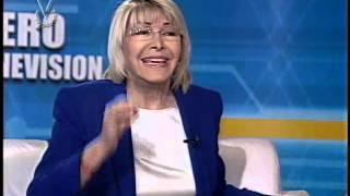 Entrevista Venevisión: Luisa Ortega Díaz, Fiscal General de la República