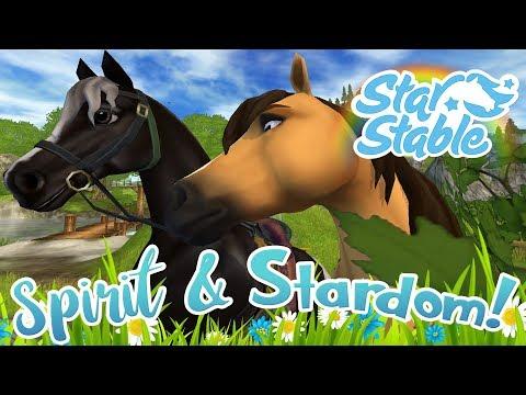 Spirit & Stardom!! 🐴🌟 Star Stable Online