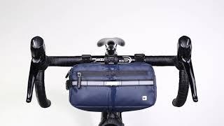 라이노워크 자전거 프레임 가방 킥보드 핸들가방 X209…