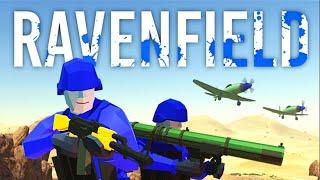 Ravenfield #9 Как попасть в дом (в него можно зайти)