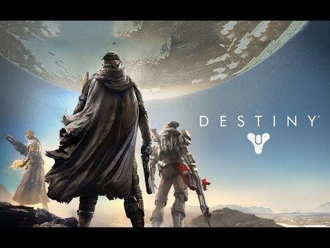 Destiny Gameplay ( Cosmodrome  & Restoration Mission 1)