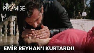 Emir Reyhan'ı kurtardı! | Yemin 38. Bölüm
