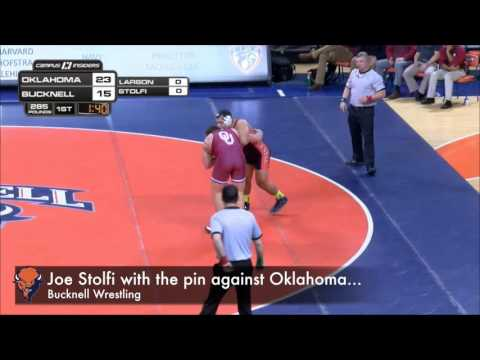 2015-16 Highlights of the Year - #5 (Stolfi pin)