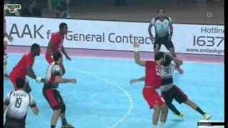 Egypte VS Tunisie Handball Finale CAN 2016