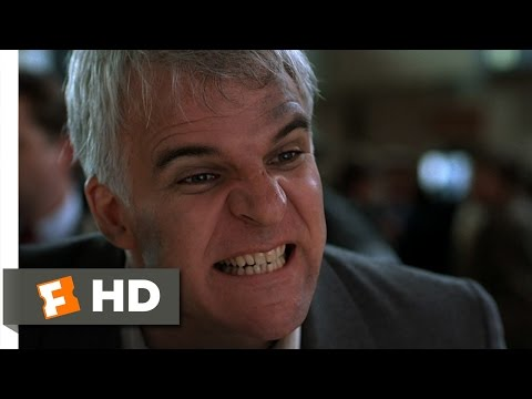 A F***ing Car - Planes, Trains & Automobiles (6/10) Movie CLIP (1987) HD