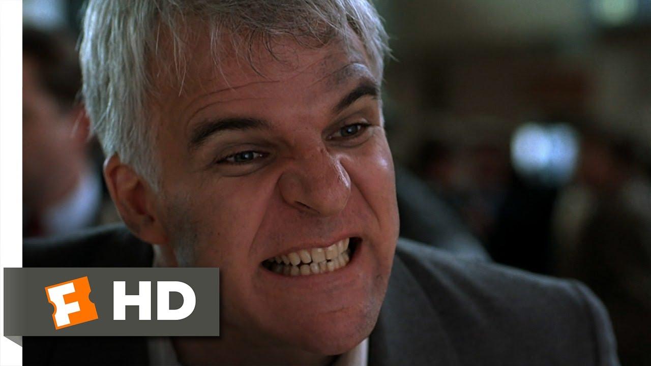 A F***ing Car - Planes, Trains & Automobiles (6/10) Movie CLIP (1987) HD