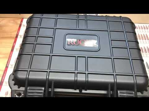 Harbor Freight Pistol Case - Ruger Security 9 and LCP II