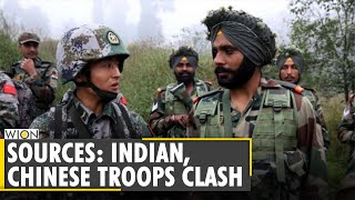 Clashes between Indian aฑd Chinese troops at Naku La near Sikkim border   World News