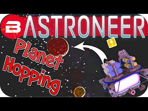 Astroneer Gameplay ▶SPACE FLIGHT & STORAGE◀ Lets Play Astroneer Patch 197 #6