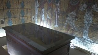 King Tut's Tomb May Have Hidden Chambers