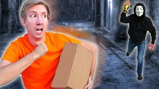 Video PROJECT ZORGO CHASE DOOMSDAY MYSTERY BOX (Escape Room Challenge Unboxing Abandoned Safe Evidence) download MP3, 3GP, MP4, WEBM, AVI, FLV November 2018