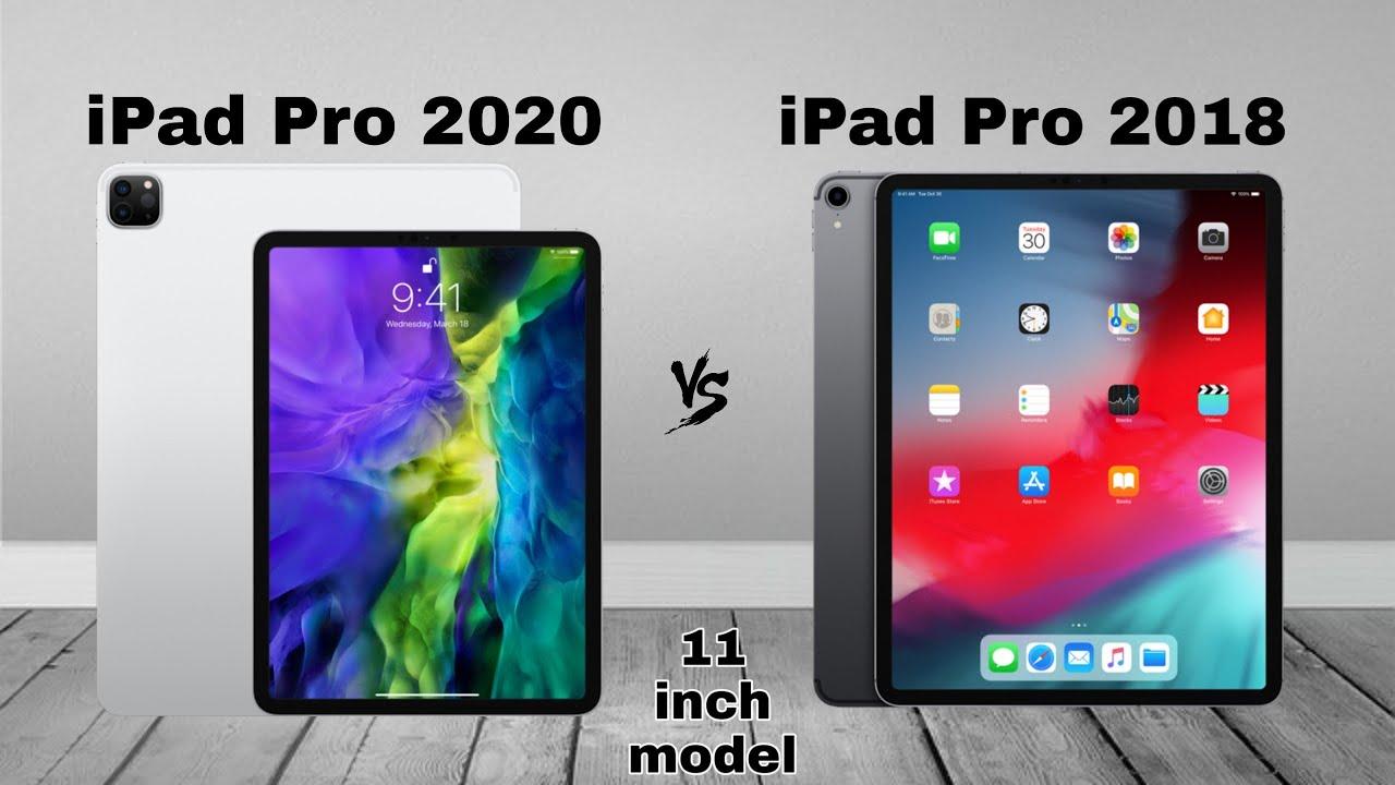 iPad Pro 2020 vs iPad Pro 2018 | 11 inch Model | Full ...