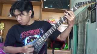 Jamrud - Viva Jamers (Guitar cover with solo)