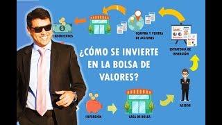 GUÍA RÁPIDA PARA APRENDER A INVERTIR EN LA BOLSA DE VALORES
