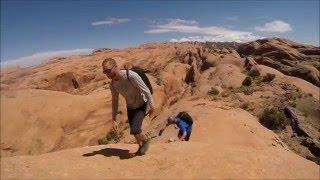 Moab Base Jumping - Awww Yeeeaaahhh!!!