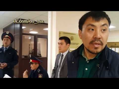 police shamefully attacked a well-known lawyer in Kazakhstan