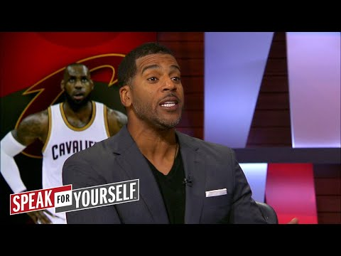 LeBron James or Kyrie Irving: Who looks worse in Cavs drama?   SPEAK FOR YOURSELF