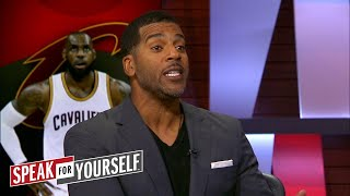 LeBron James or Kyrie Irving: Who looks worse in Cavs drama? | SPEAK FOR YOURSELF