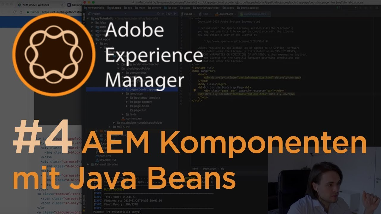 Adobe AEM Online Course for Software Developers