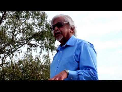 Arun Gandhi shares his own 1949 personal Durban South Africa aparthied struggle leela.