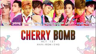 All rights administered by sm entertainment. x-x-x-x-x nct127 - cherry bomb [color coded eng|rom|han] members (by age) -taeil -johnny -taeyong -yuta -doyoung...