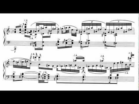 """Charles Ives - Piano Sonata No. 2 """"Concord"""" [2/4]"""