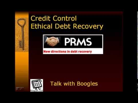 Interview with a Debt Collector / Ethical Credit Controller