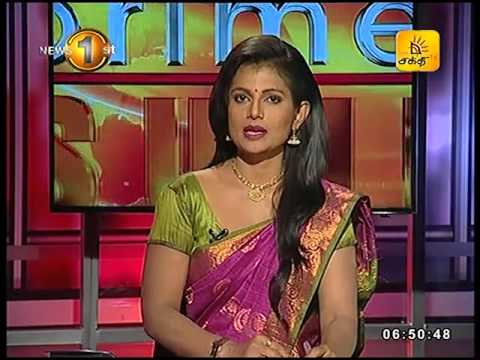 News1st Prime Time News Sunrise Shakthi TV 10th August 2017