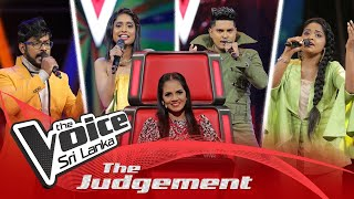 The Judgement | Team Sashika Day 07 | The Knockouts | The Voice Sri Lanka Thumbnail