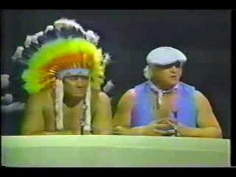 Gordon talks with Dusty & Wahoo