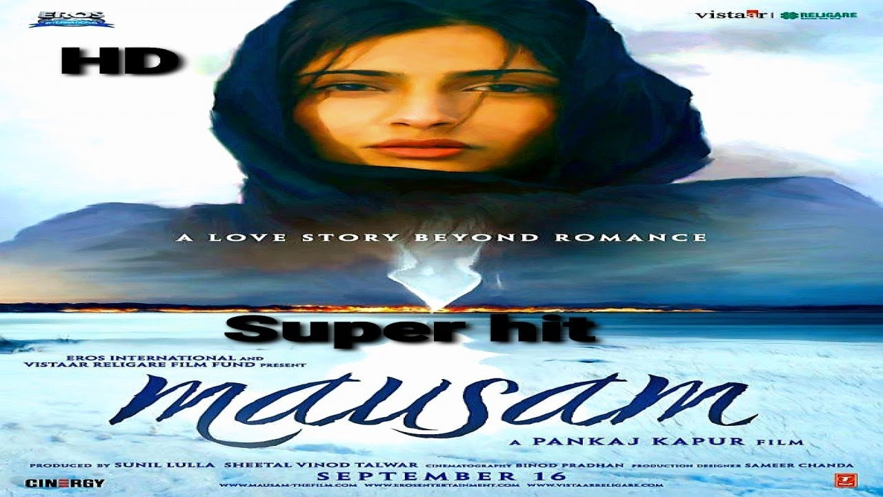 Download Mausam (2011) मौसम -Full Hindi Romantic Movie in HD -Shahid Kapoor, Sonam Kapoor, Anupam Kher