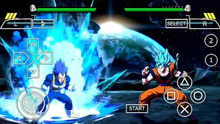 Dragon Ball Fighter Z Shin Budokai 2 MOD ISO V1 DOWNLOAD