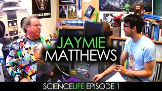 Jaymie Matthews & Tim Blais: Star Hums, Exoplanets & the Flavour of the Universe | Science Life