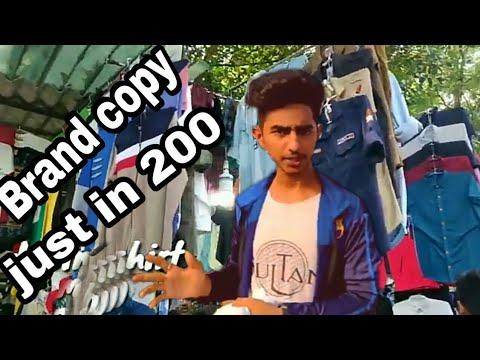 Mumbai LARGEST clothes Street Market |Fashion Street| Vlog|