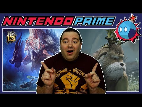5 Major Games Announced for Switch, Including a Possible Monster Hunter Tease | PRIME NEWS thumbnail