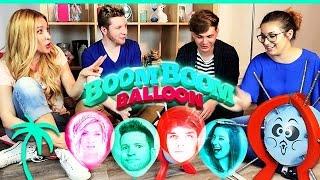 Boom Boom Balloon Challenge + Revounge d
