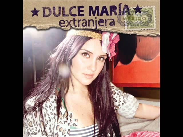 Estrangeira Versao Portugues Dulce Maria Vagalume
