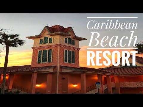 Caribbean Beach Resort at Walt Disney World Including Construction Updates