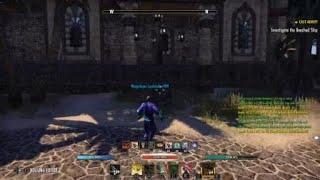 The Elder Scrolls Online: Tamriel Unlimited ; 41.4K stamplar dps test solo