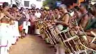 Trichur Pooram - Melam