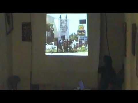 Iraq Veterans Against War Info Event Berlin - 24.7.12