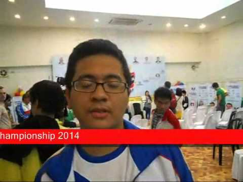 Nil Maglas Interviews the Top Junior Awardee of Phil Intl Chess Championship