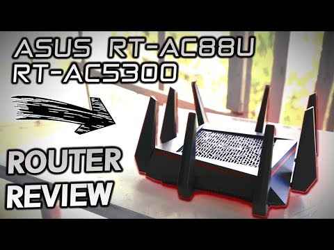 ASUS Routers - Are They Any Good? RT-AC5300 & AC88U Review