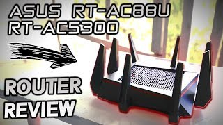 RT-AC5300 & AC88U Review - Are ASUS Routers Any Good?
