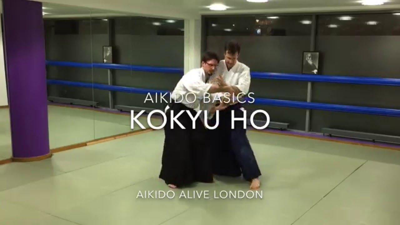 Aikido. Kokyu Ho Lessons