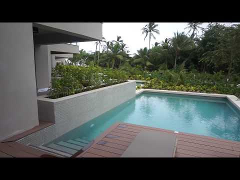 Excellence El Carmen - Junior Suite with Private Pool - Dominican Republic Punta Cana